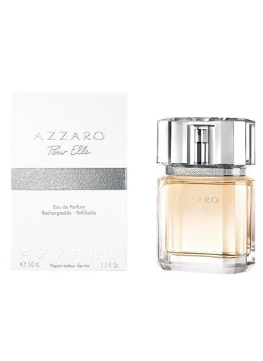 Azzaro Pour Elle Edp 50 ml Kadın Parfümü Renksiz